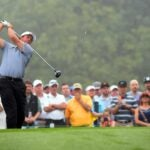 Phil Mickelson at 2015 Masters