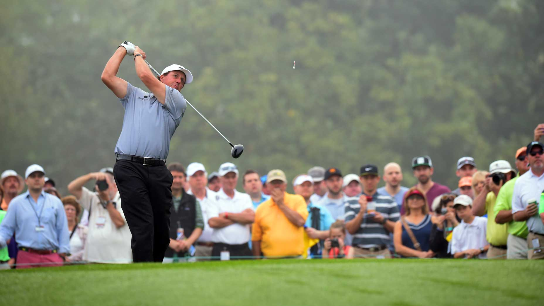 #AskAlan mailbag: Will using split tees at the Masters be unfair to some players?