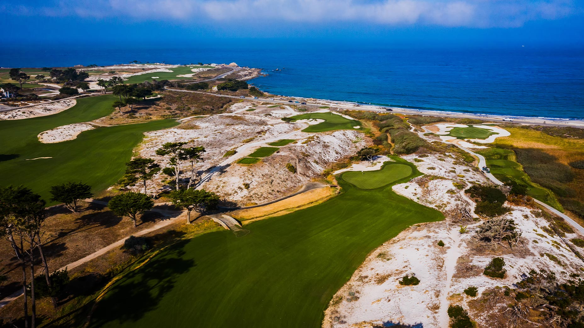 monterey peninsula dunes course