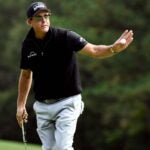 phil mickelson waves
