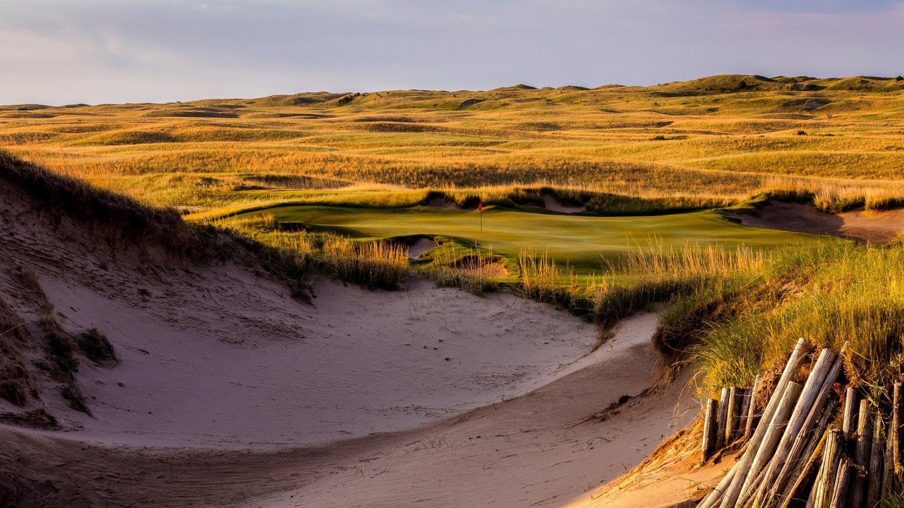 prairie club dunes course