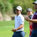 xander schauffele and jon rahm