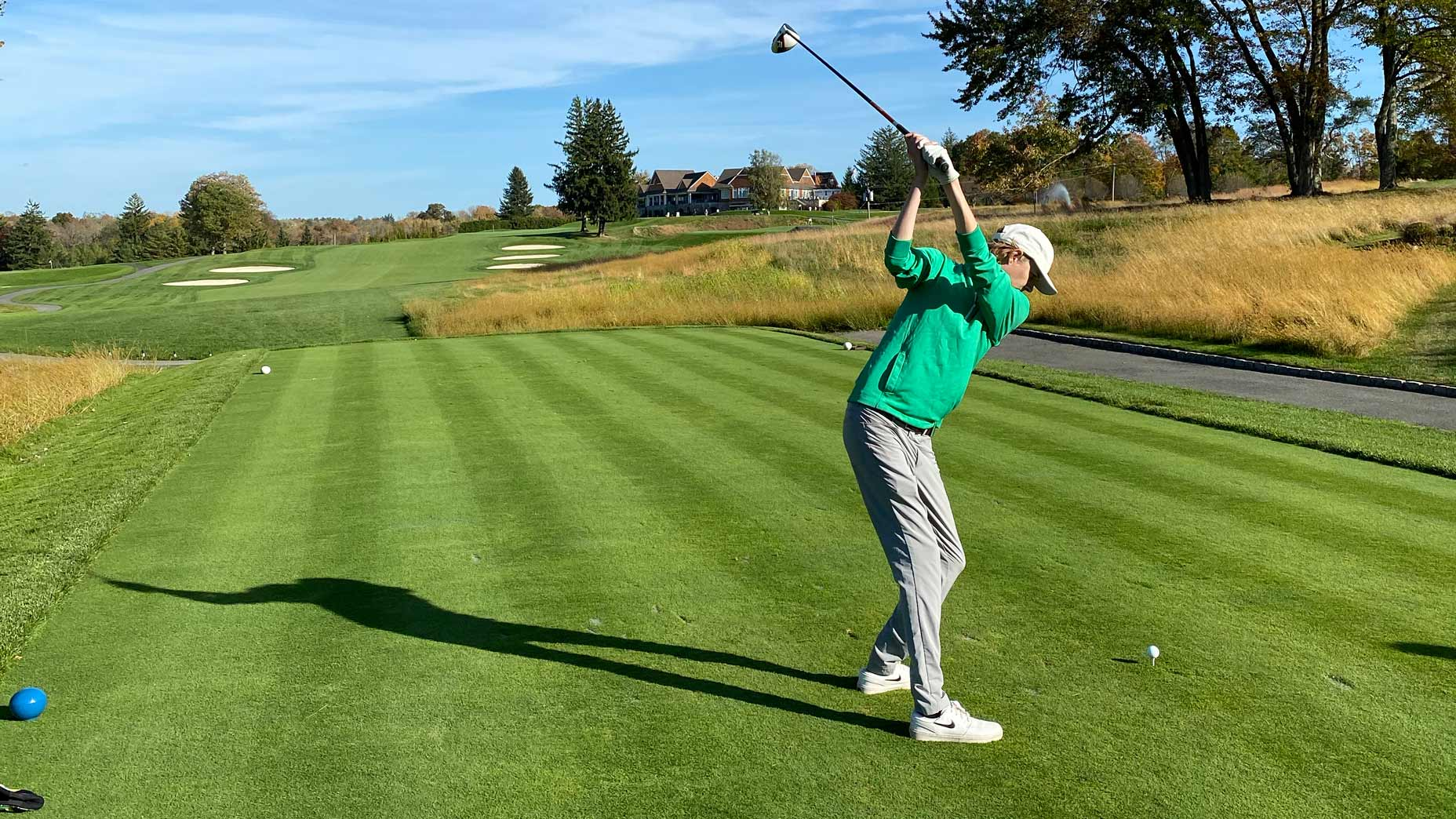 How data and analytics changed the way I think about my golf game
