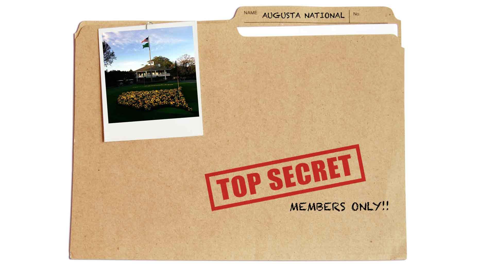 Augusta Members secrets
