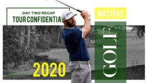 masters tour confidential