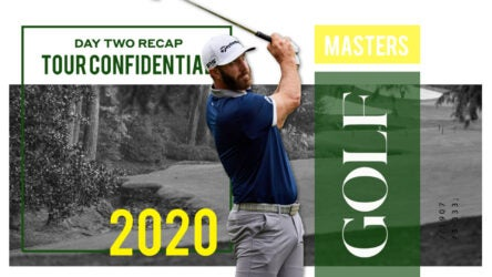 masters tour confidential