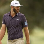 dustin johnson covid recovery