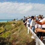 Bermuda Championship fans