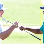 Bryson DeChambeau Tiger Woods
