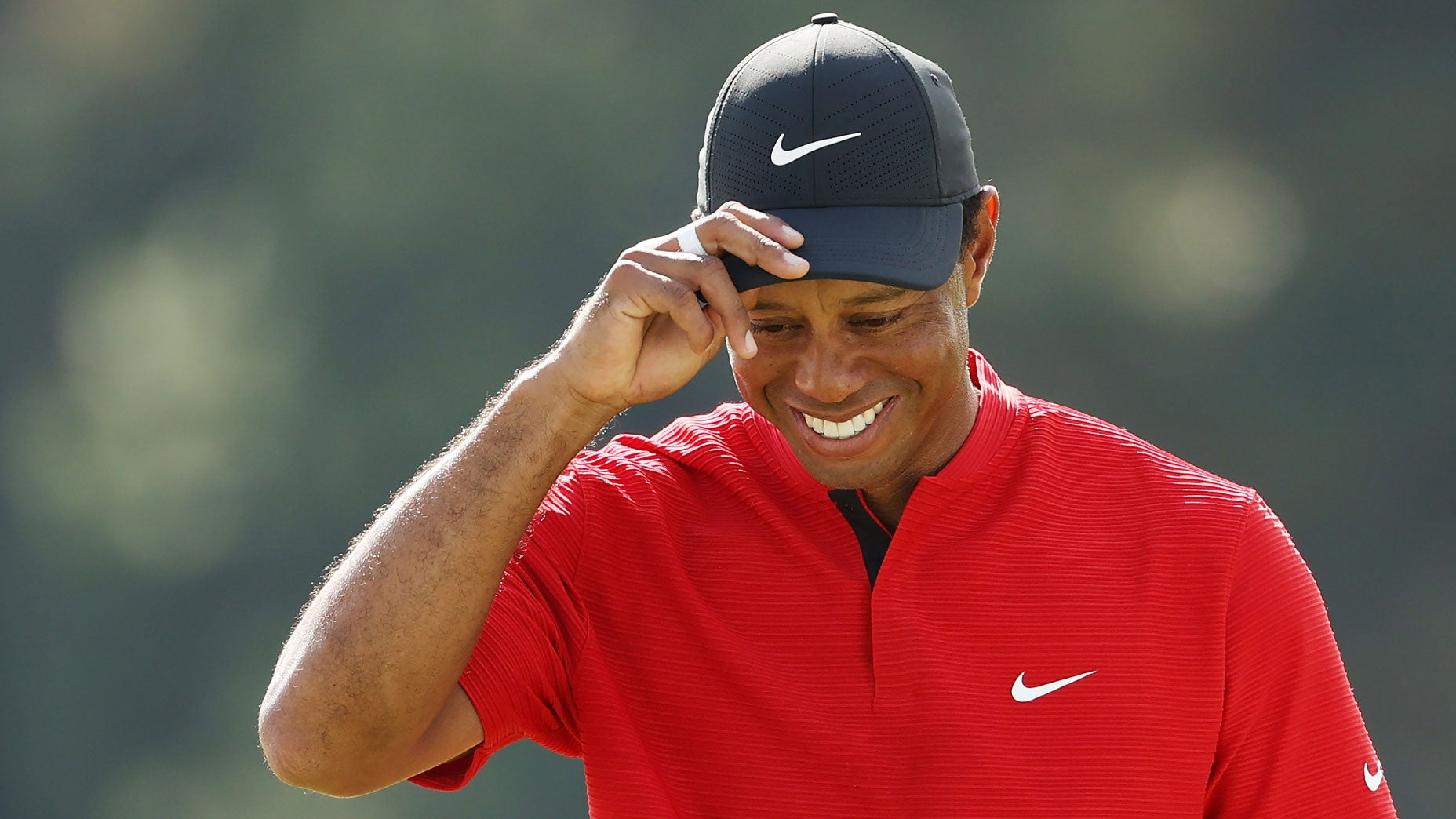 Did Tiger Woods actually have one of the best jabs at The Match?
