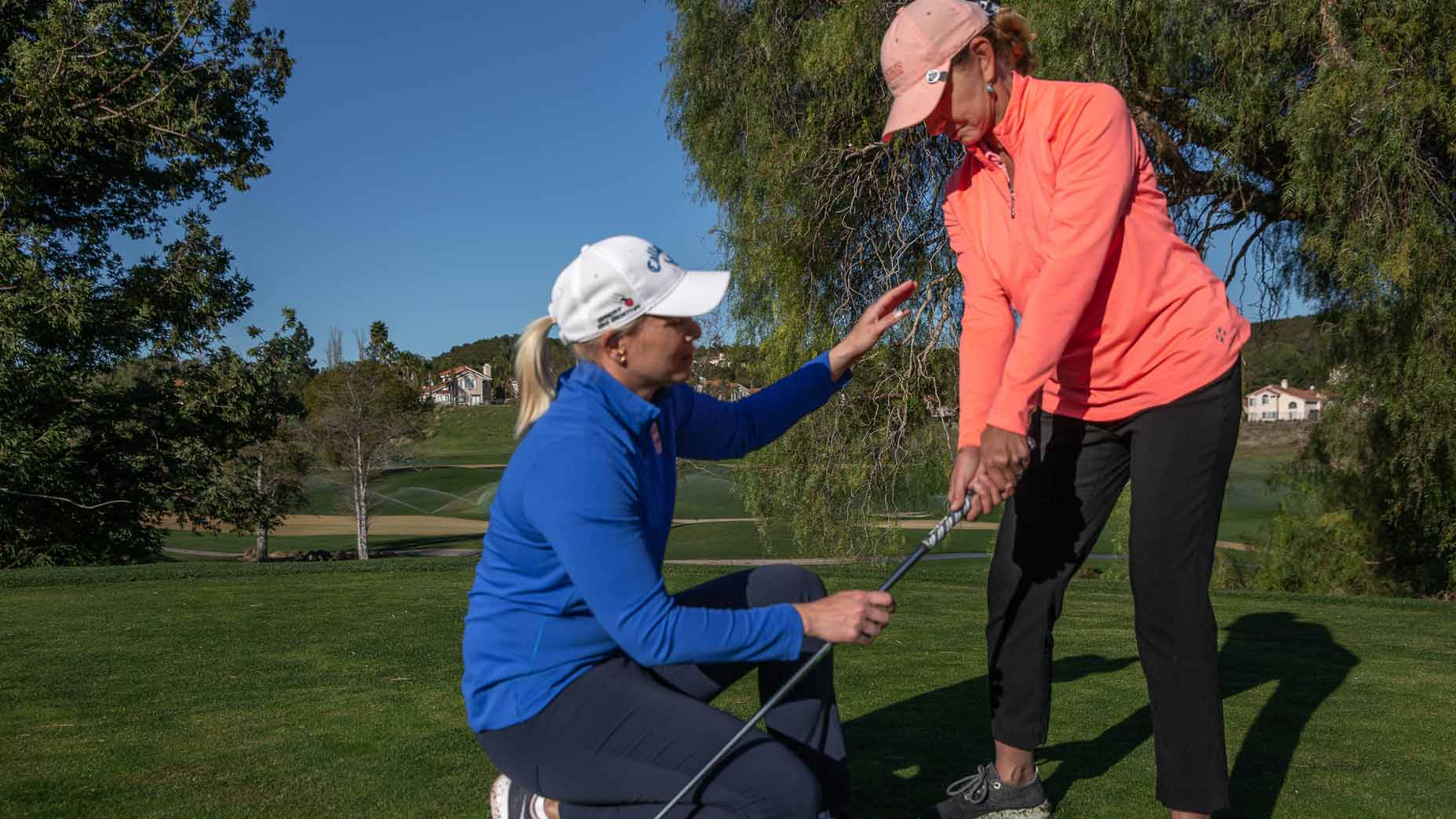 Women's golf: Why learning the difference between consistency and repeatable processes will change your game