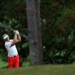 bernhard langer hits 3-wood