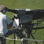 CBS cameraman masters