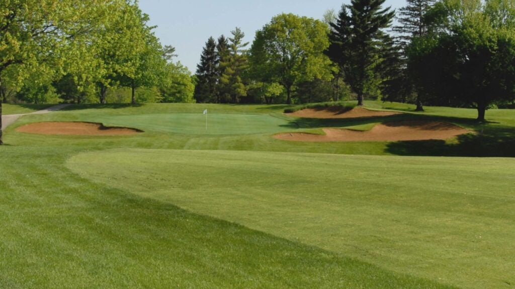 champions golf course