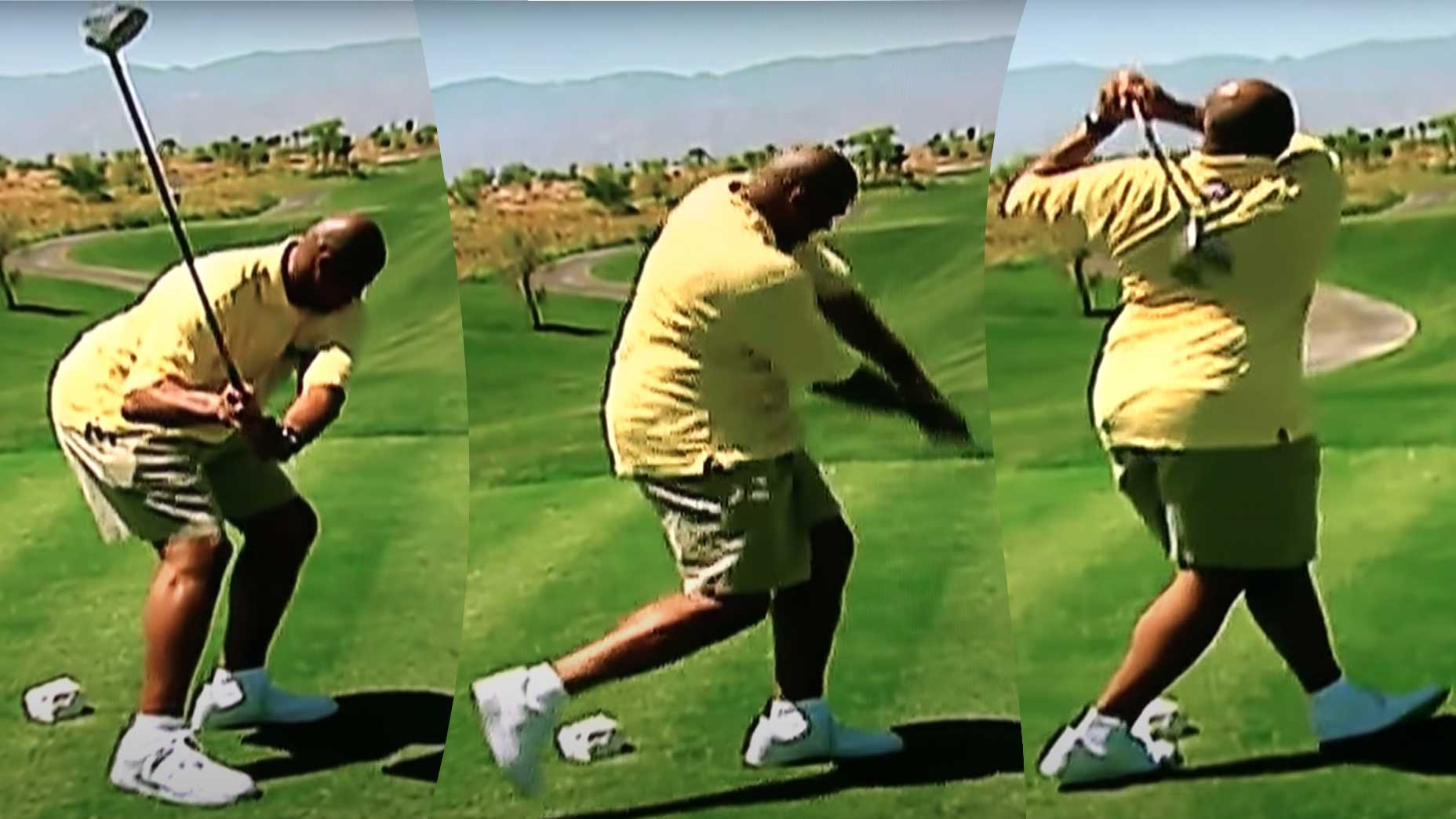 charles barkley's swing
