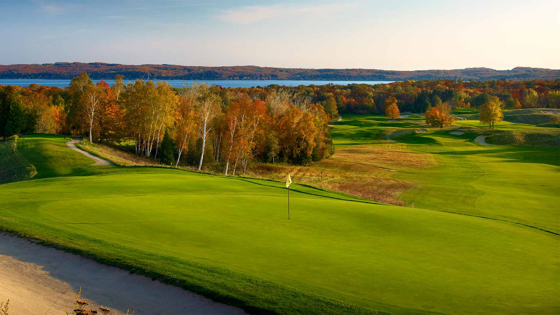Best golf courses in Michigan, according to GOLF Magazine ...