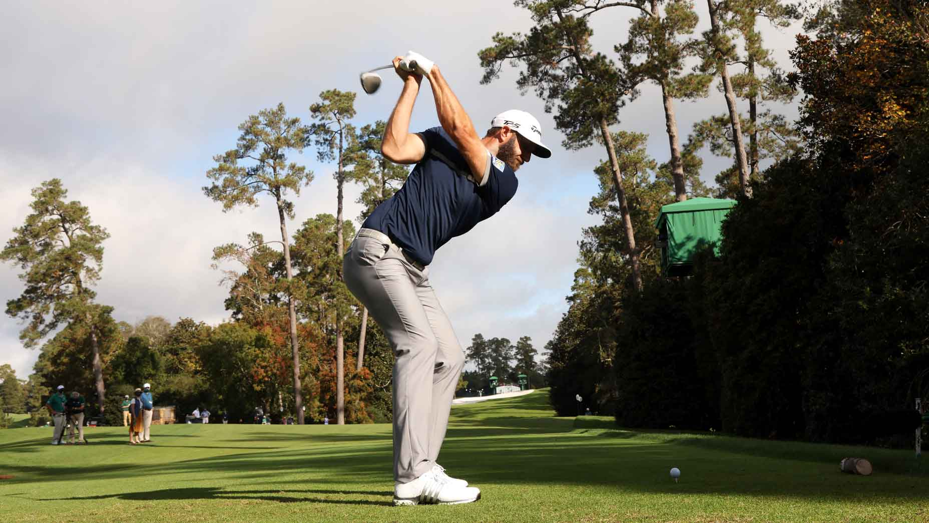 2020 Masters Final Round Tee Times Pairings For Sunday