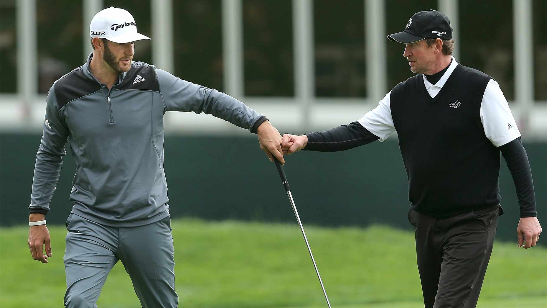 Why Wayne Gretzky told Dustin Johnson he has to be more like Tiger Woods