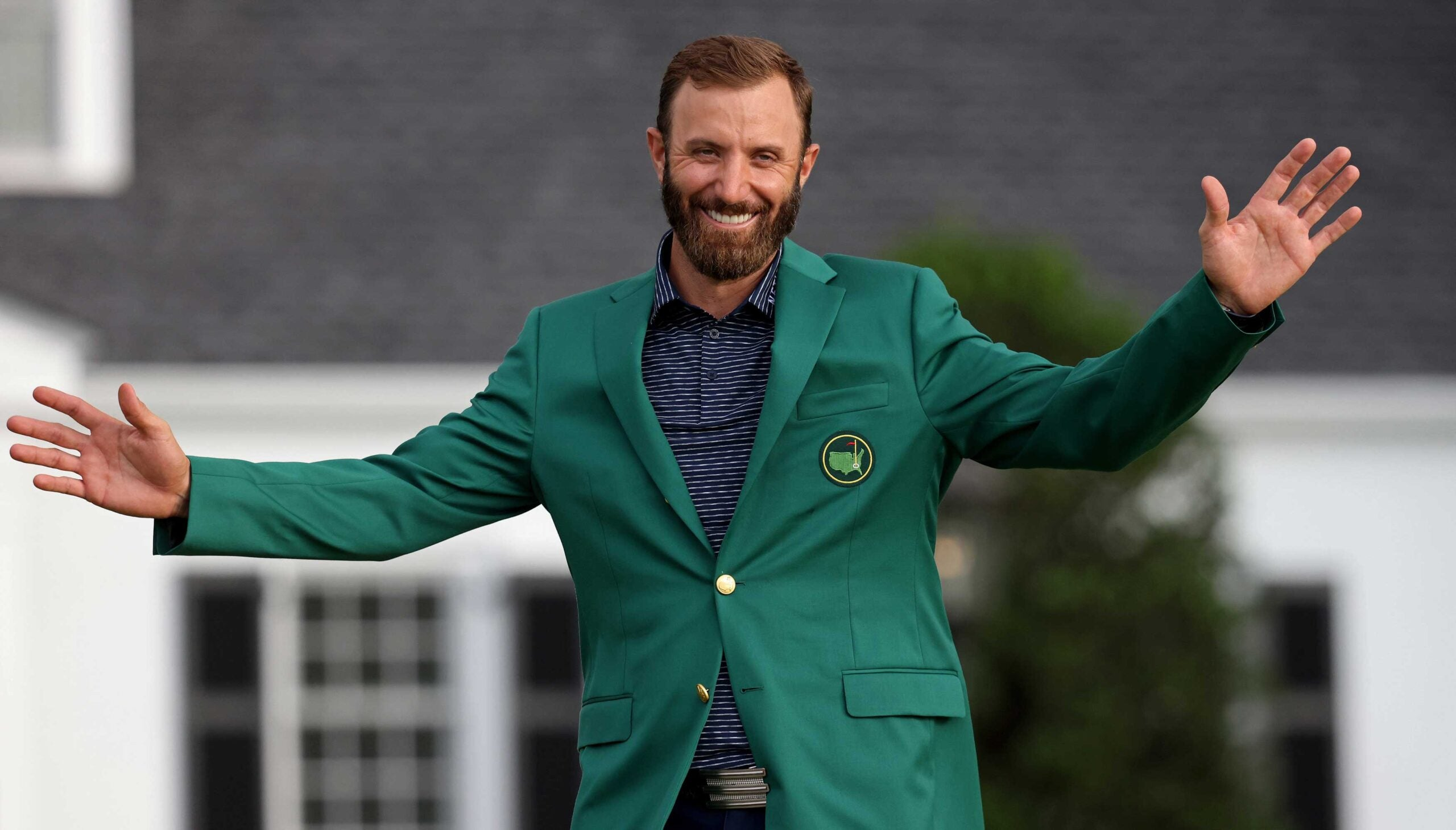 dustin johnson 2020 masters win