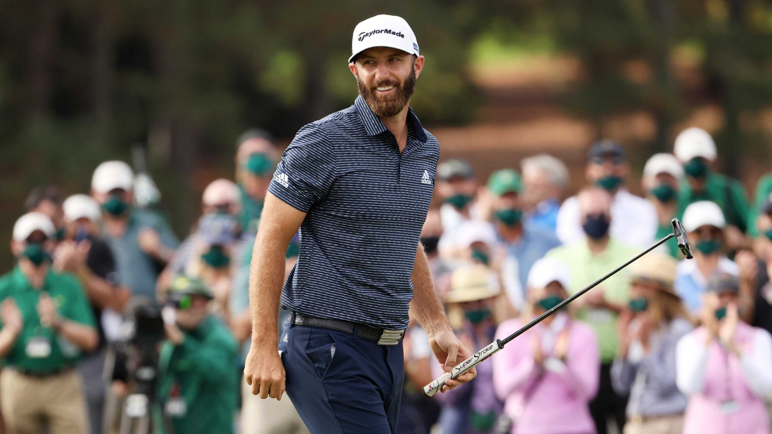 dustin johnson 2020 masters