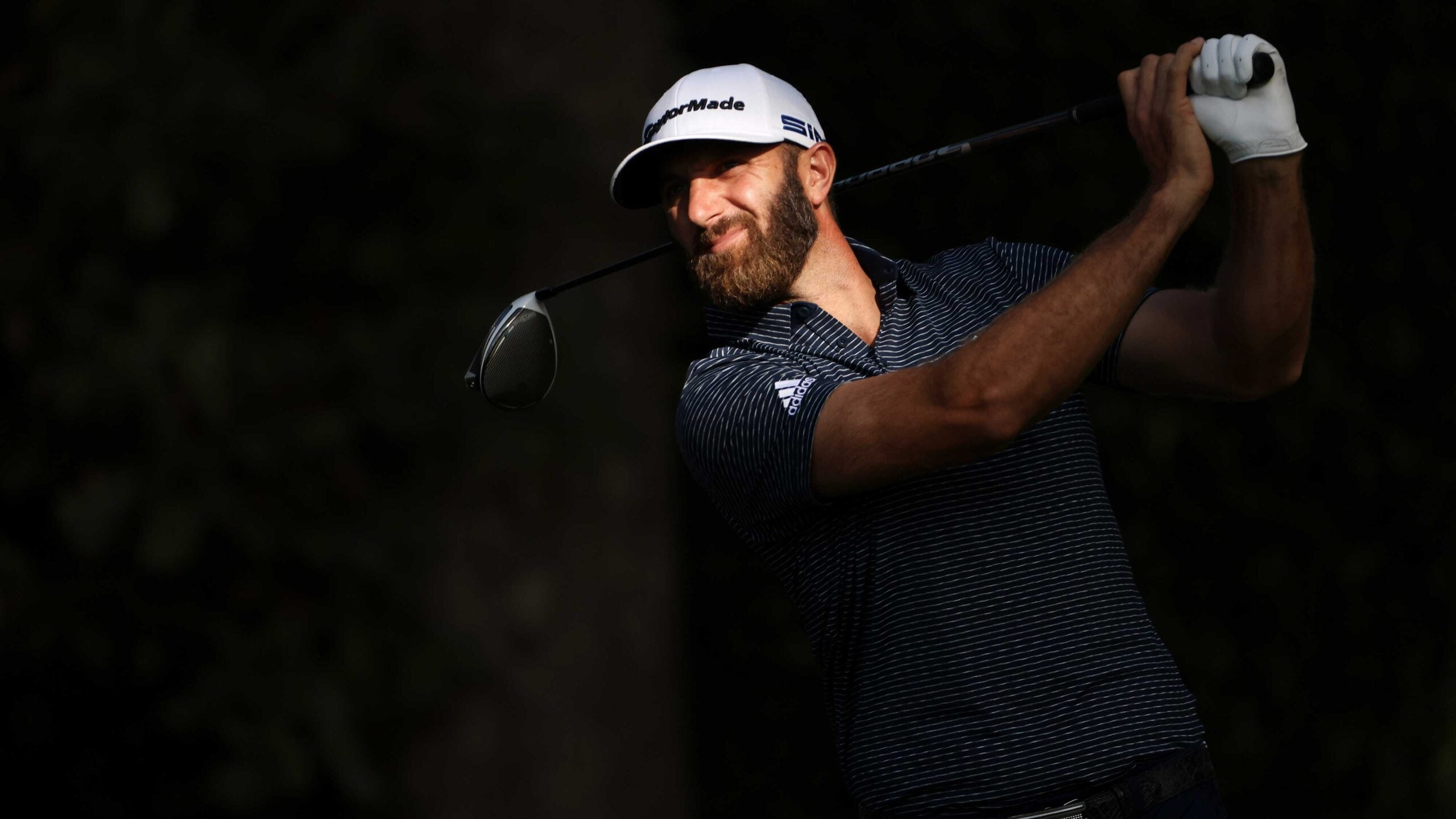 dustin johnson masters 2020