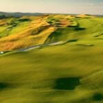 the pete dye course at french lick.