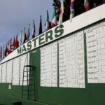 masters scoreboard augusta national