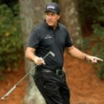 phil mickelson at 2020 masters