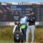 Webb Simpson at 2019 RSM Classic