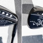 Steph Curry's Callaway wedges