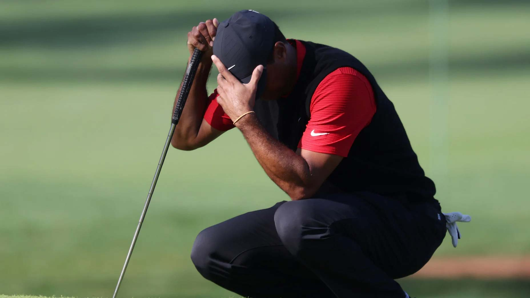 A shot-by-shot analysis of Tiger Woods' heartbreaking ...
