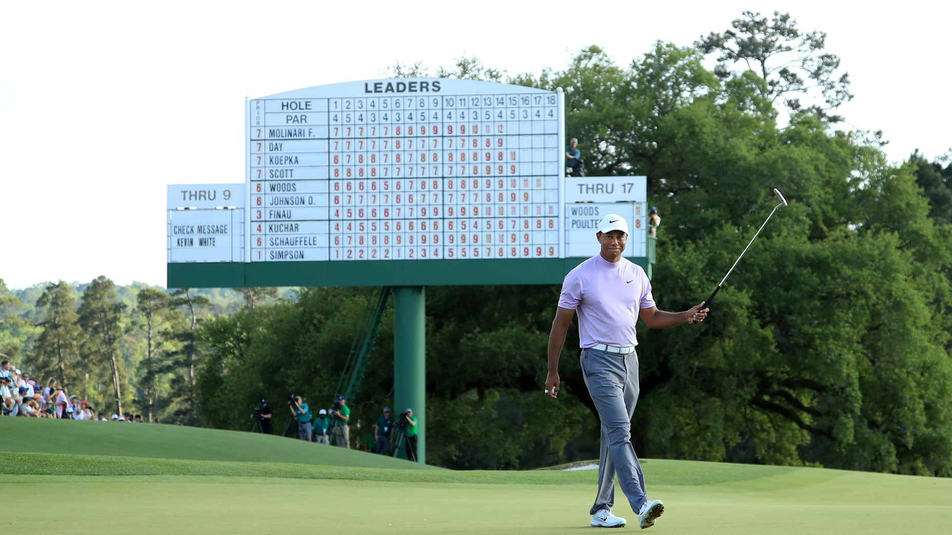 2020 Masters Schedule Tv Times Channel Streaming And More