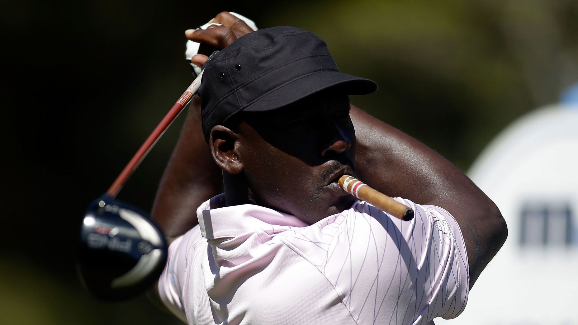 Michael Jordan golf course delivers food and beer from, of course, the Air
