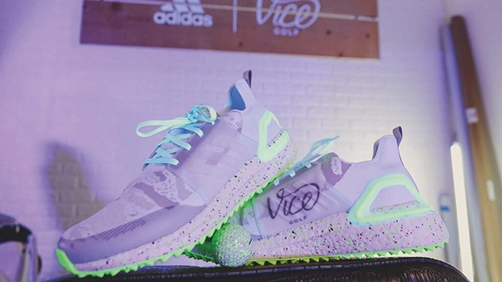 Vice Golf, Adidas join forces for special shoe collaboration ...