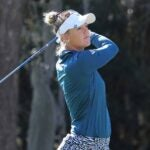 Amy Olson at U.S. Women's Open