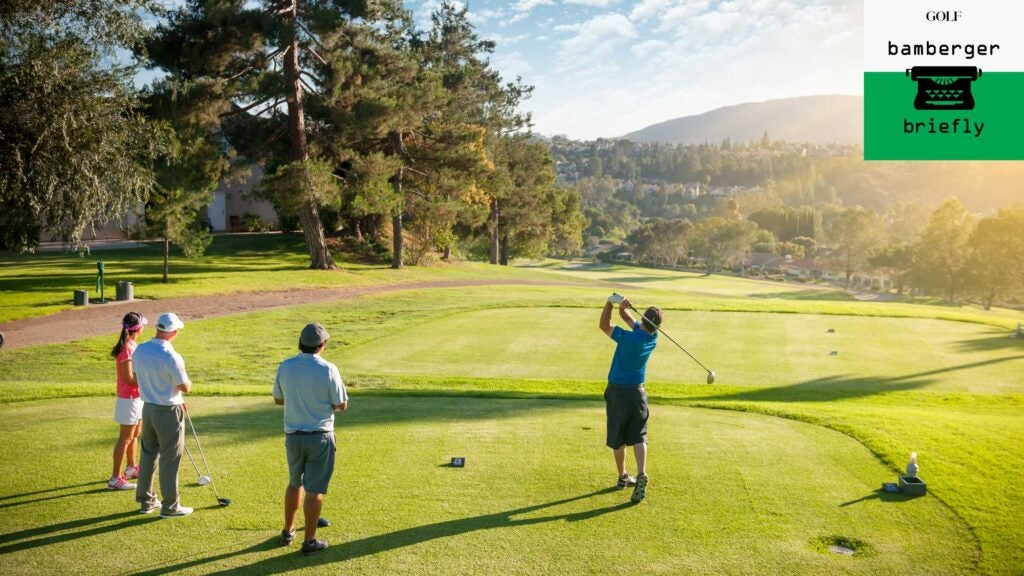 Craving golf today more than ever? Here's why you're not alone