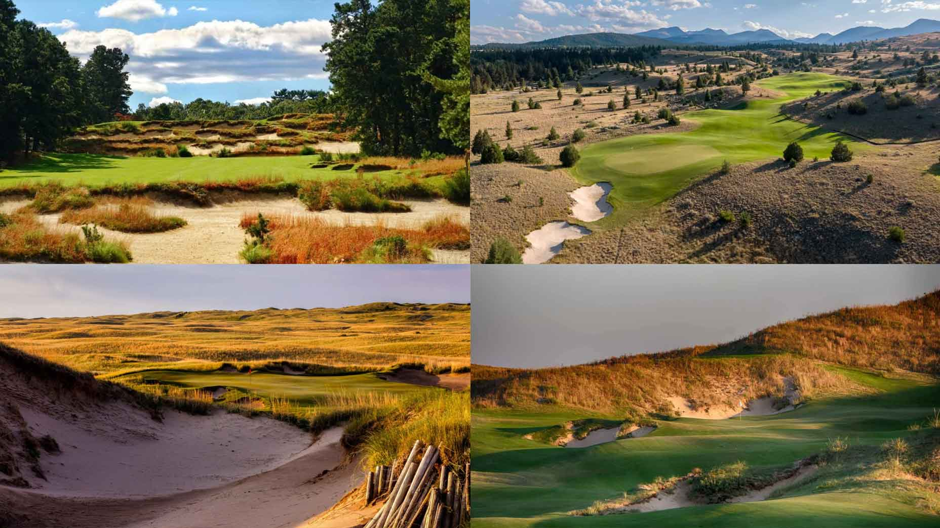 best golf courses each state.