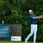 Carlos Ortiz at Mayakoba Golf Classic