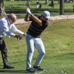 fransesco molinari gets swing tip