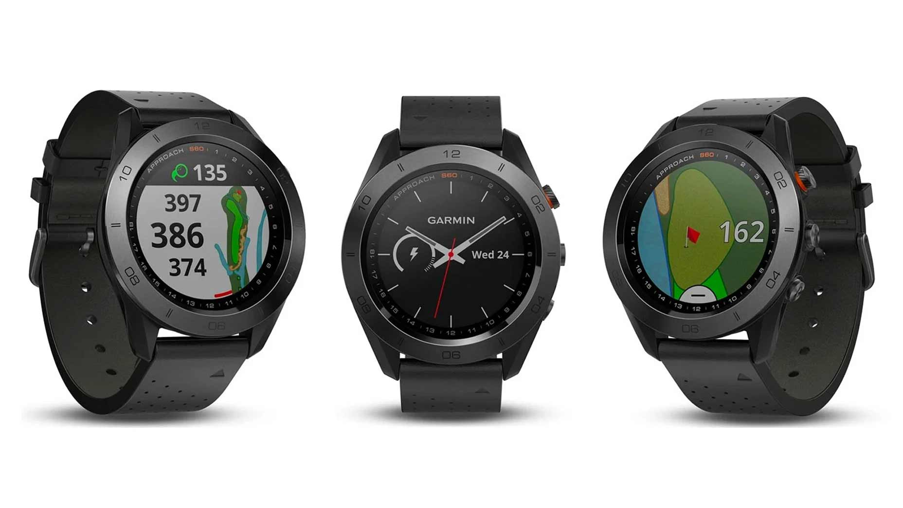 Garmin GPS watch