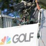nbc golf camera in tower