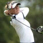 Nelly Korda at U.S. Women's Open