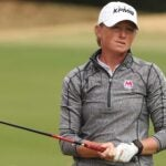 stacy lewis at u.s. women's open