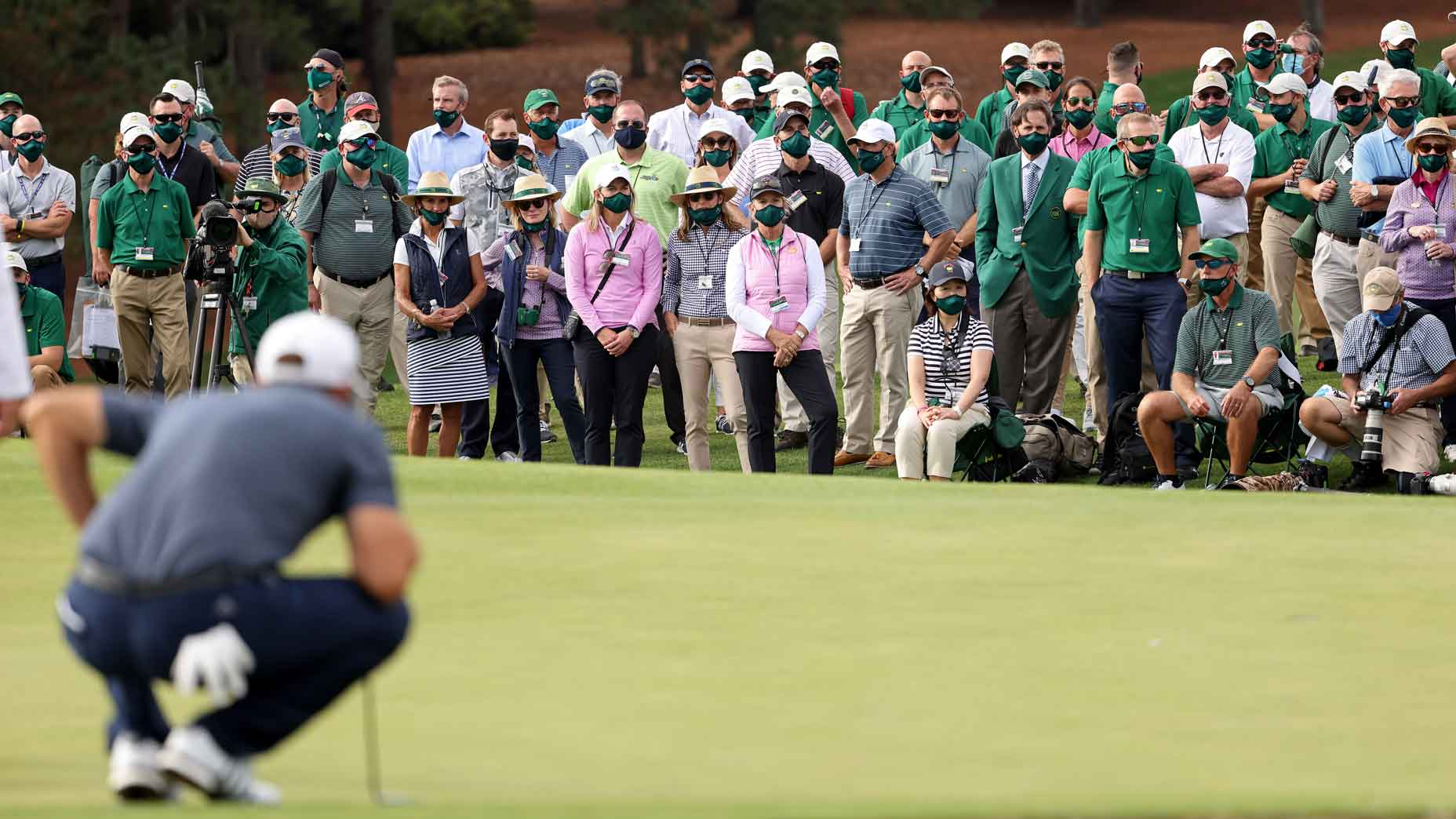 How To Watch 2020 Masters Tv Schedule Streaming Tee Times