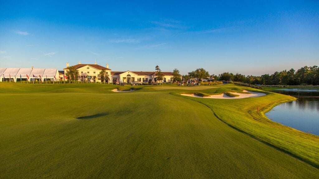 The Concession Golf Club in Bradenton, Fla.