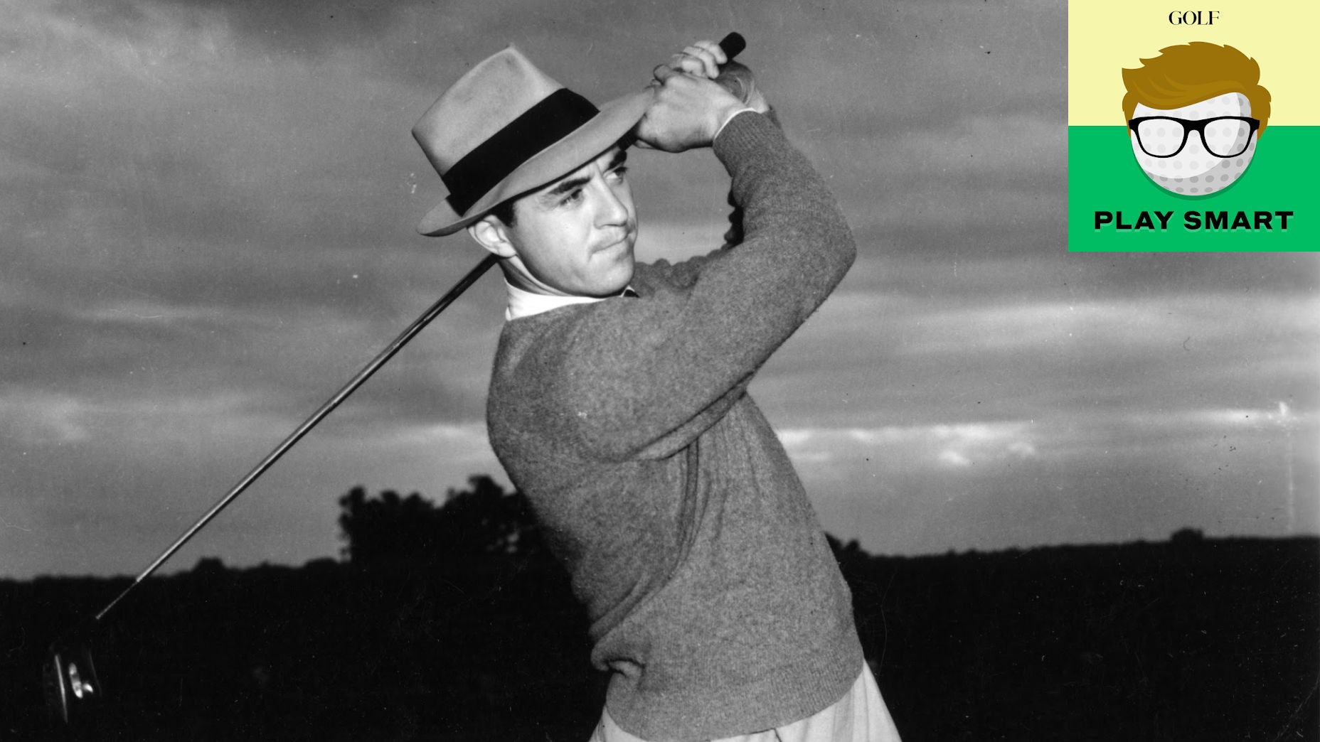 Sam Snead: This is how to get more 'firepower' in your golf swing