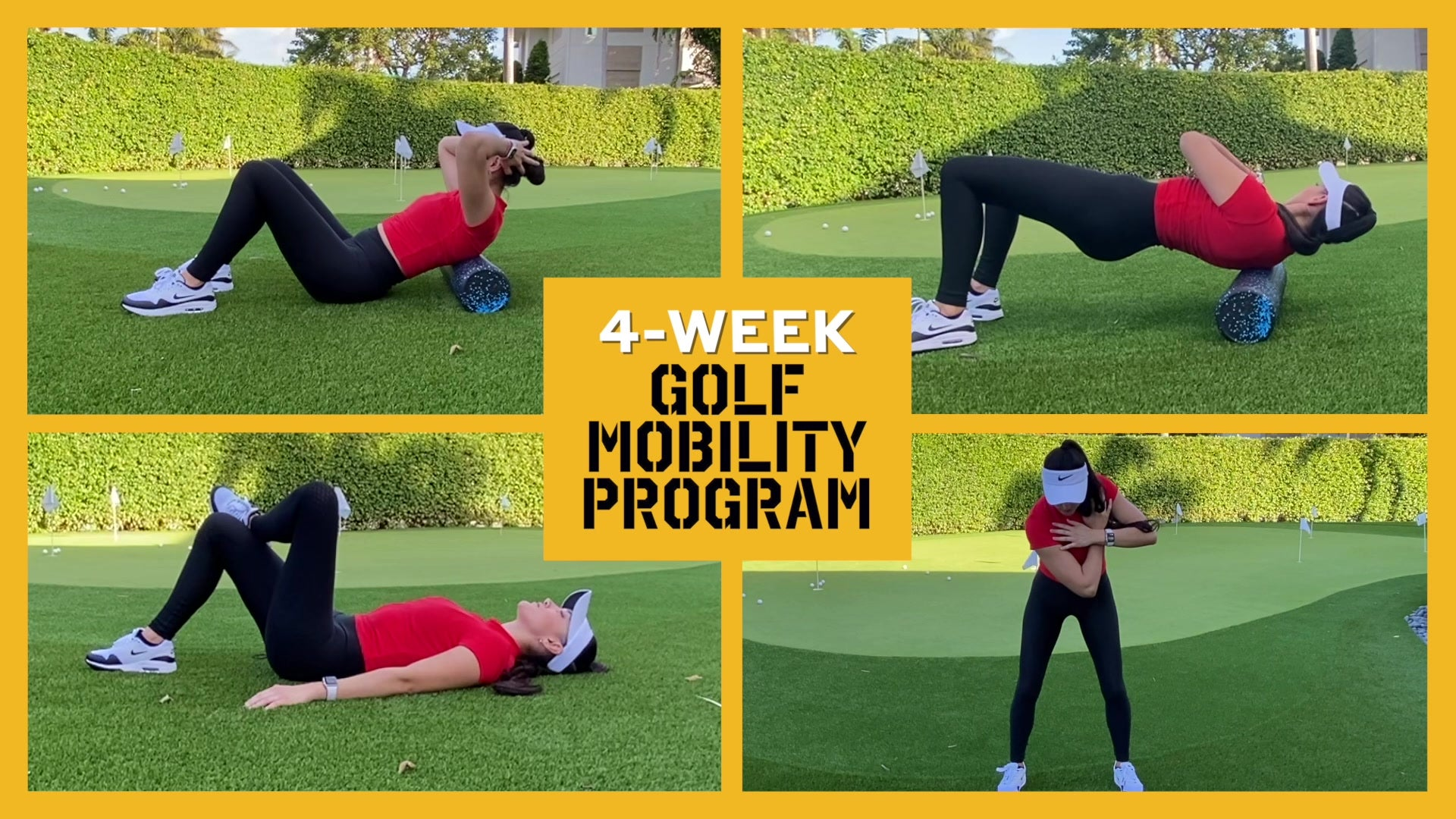 Home Fitness: Mobility Week 1