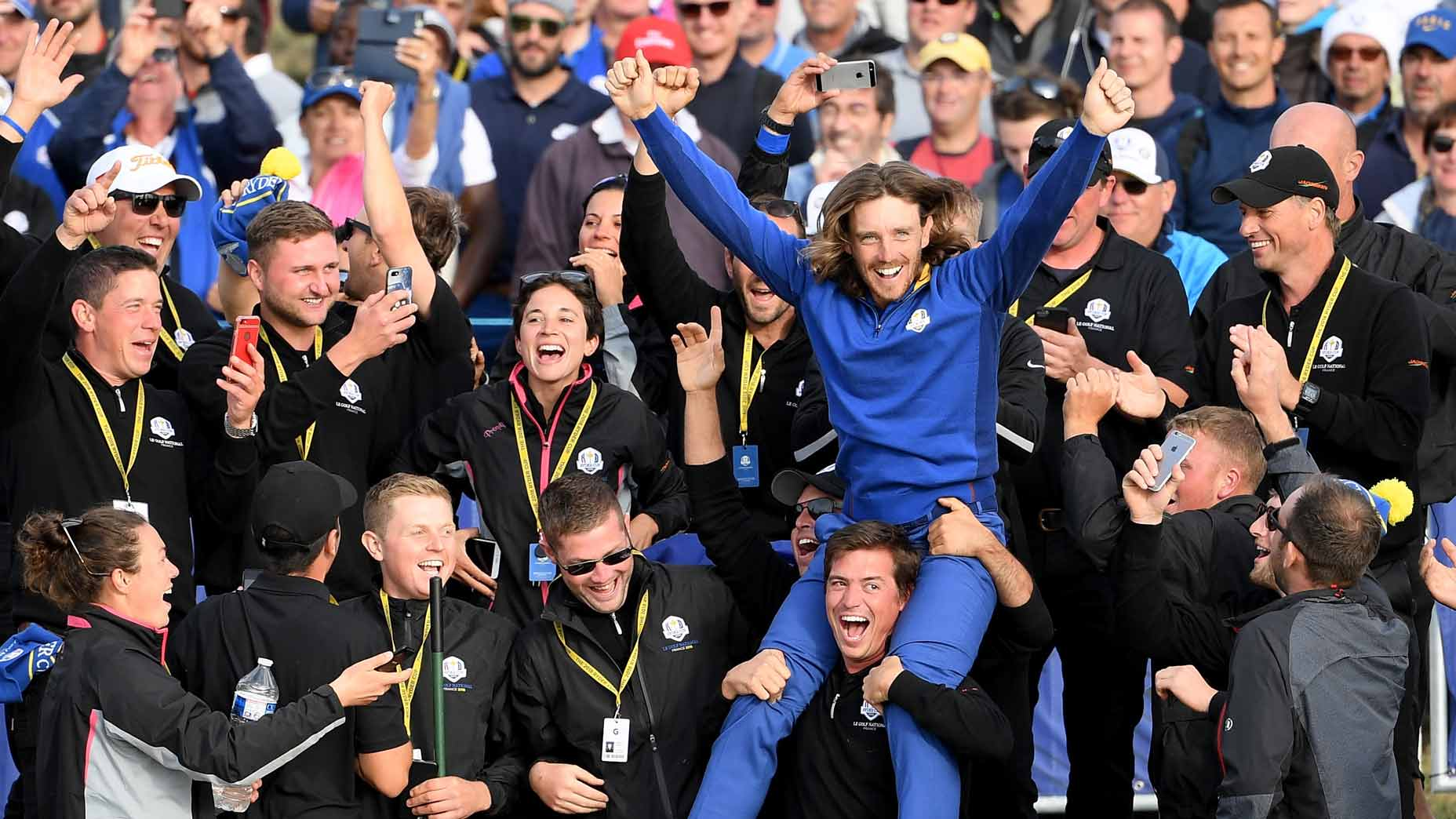 Tommy Fleetwood Ryder cup 2018