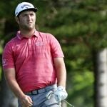jon rahm stares at shot