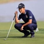 kevin na reads putt